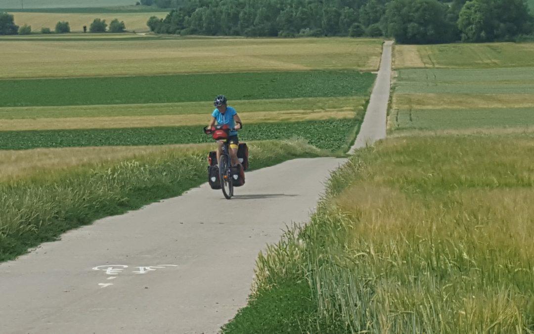 Blog # 2 Harry i Gerda Kanis na trasie rowerowej po Europie